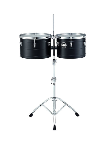 Meinl Percussion MTT1415BK Marathon Series 14 and 15 Black (Flash Deals)