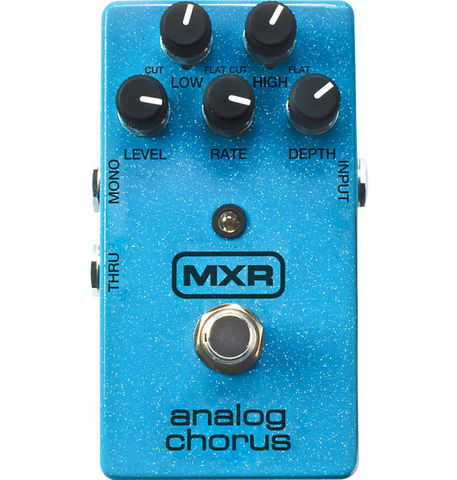 MXR M234 Analog Chorus Guitar Effects Pedal (Flash Deals)