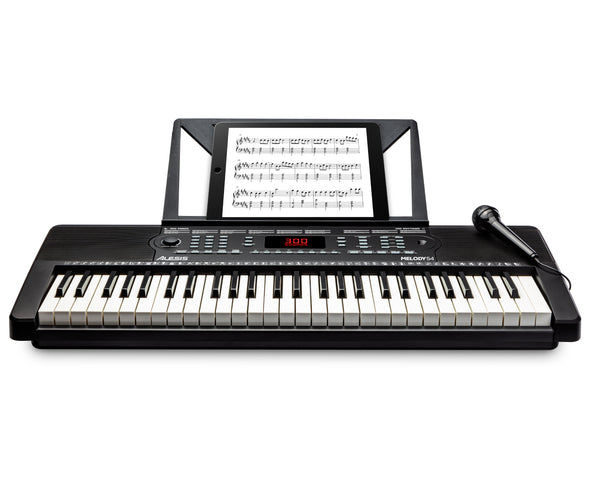 Alesis Melody 54 54-Key Portable Keyboard with Built-In Speakers