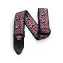 Ernie Ball Royal Bloom Jacquard Strap