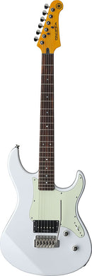 Yamaha Pacifica PAC510V WH Solid-Body Electric Guitar, White