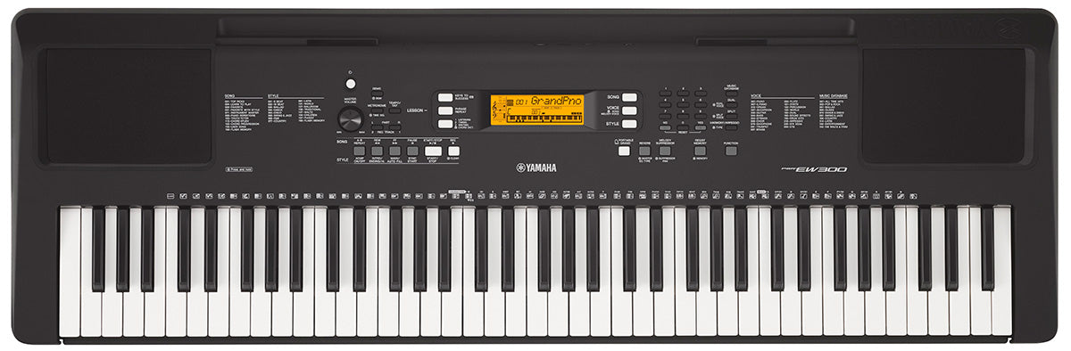 PSR-EW300 Portable Keyboard 76-Keys
