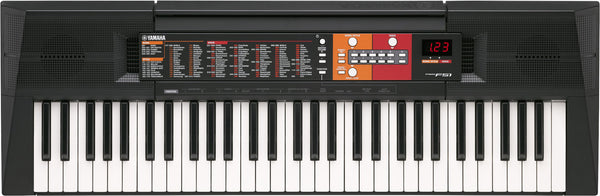 Yamaha PSR-F51 Portable Keyboard 61-Keys