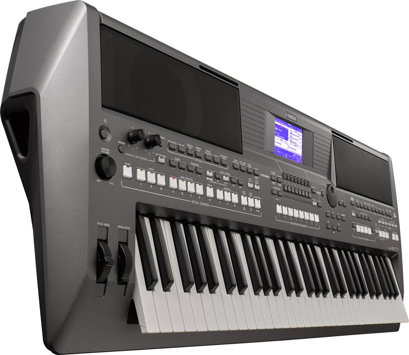 Yamaha PSR-S670 Arranger Workstation 61 keys