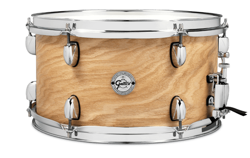 "Gretsch 7-Ply Ash Snare Drum 7"" x 13"" Satin Natural"