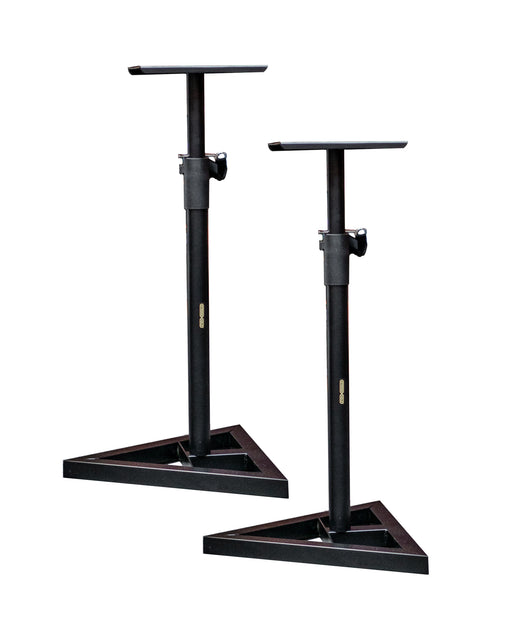 Stronghold Adjustable Studio Monitor Stand Pair
