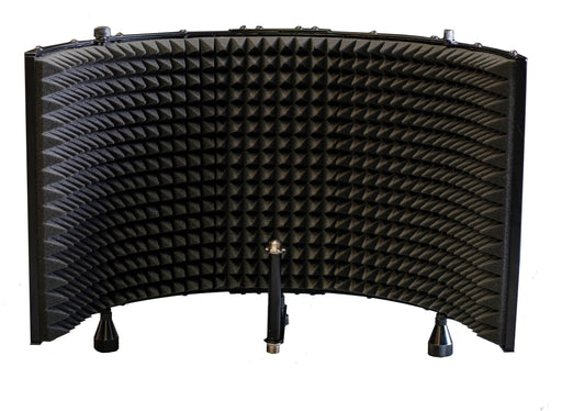Stronghold Studio Gear Mic Foam Acoustic Shield