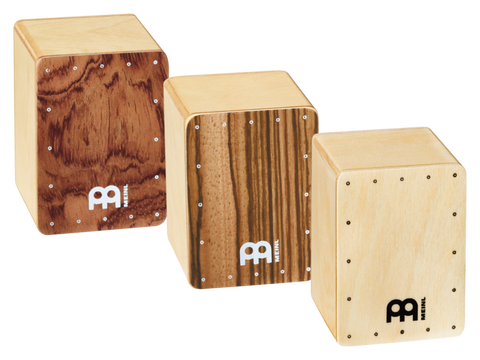 Mini Cajon Shaker Set