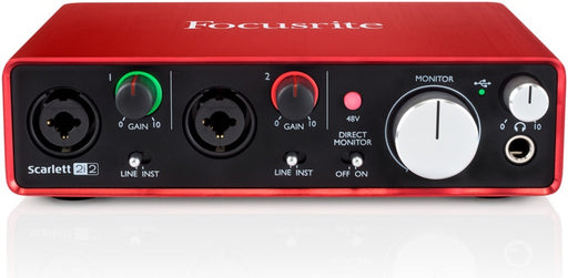 Scarlett 2i2 USB Interface