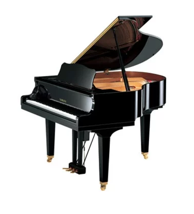 Yamaha DGB1K ENST Disklavier Enspire Grand Piano - Polished Ebony