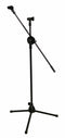 Stronghold Tripod Mic Stand with Boom