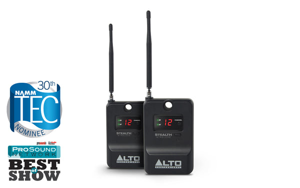 Alto Wireless Expander Pack For The Stealth Stereo Wireless System