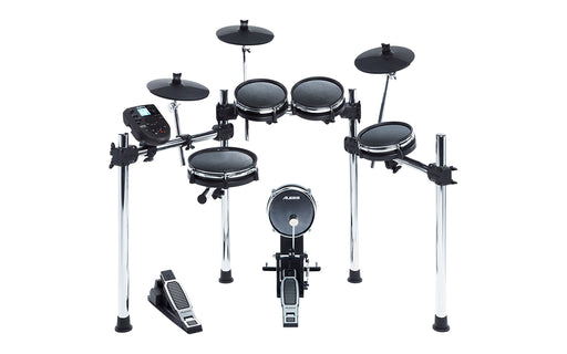 Alesis Surge Mesh Kit Eight-Piece Electronic Drum Kit with Mesh Heads