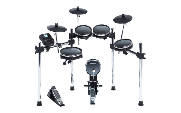 PRE VENTA Alesis Surge Mesh Kit Eight-Piece Electronic Drum Kit with Mesh Heads