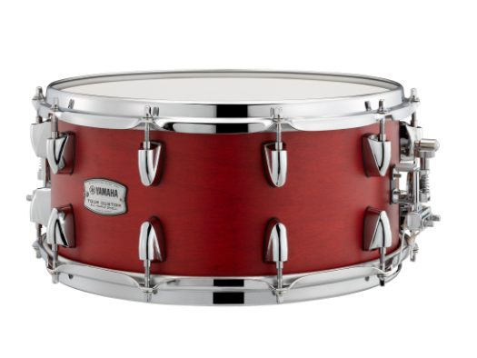 "Yamaha 6.5"" X 14"" Maple Shell Tour Custom Snare Candy Apple Satin"
