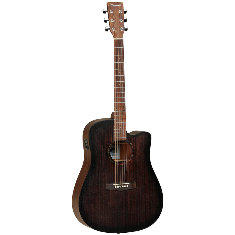 Tanglewood Dreadnought Acoustic Guitar with Eq TW-EX4