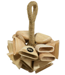 Meinl Wood Waterfall Rattle With Handle Natural