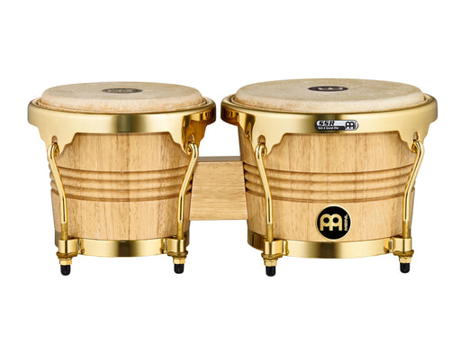 "Marathon Exclusive Series Bongo, 6 3/4"" & 8"" Gold Plated Rims"