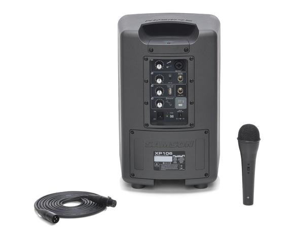 Expedition XP106 - Rechargeable Portable PA with Bluetooth®