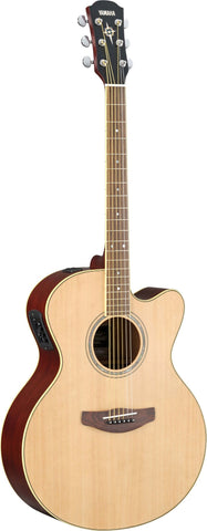 Yamaha CPX500III Acoustic-Electric Guitar, Natural