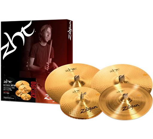 Zildjian ZHT 390 Cymbal Pack (Flash Deals)