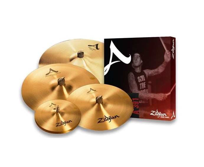 A Sweet Ride Cymbal Set
