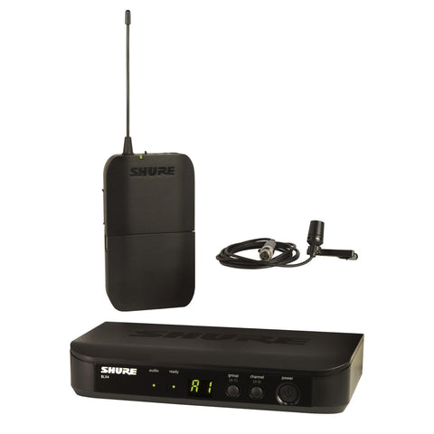 BLX14/CVL K12 Lavalier Wireless System