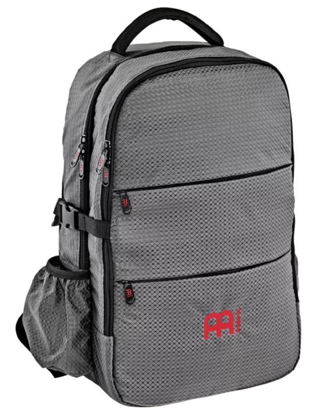 Meinl Percussion Backpack With Ripstop Fabric - Carbon Gray