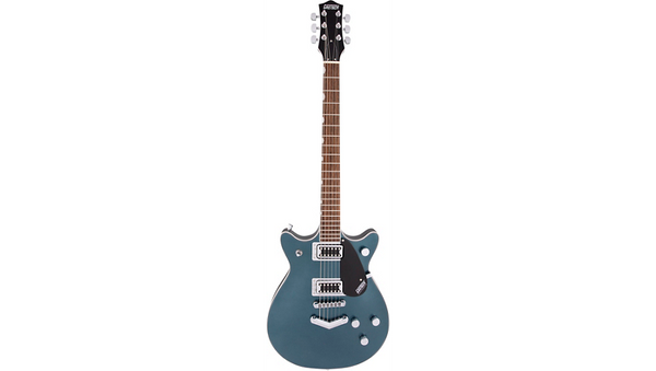 Gretsch G5222 Electromatic Double Jet Solidbody Electric Guitar - Jade Grey