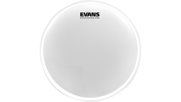 Evans UV2 Coated Drum Head 12 in.