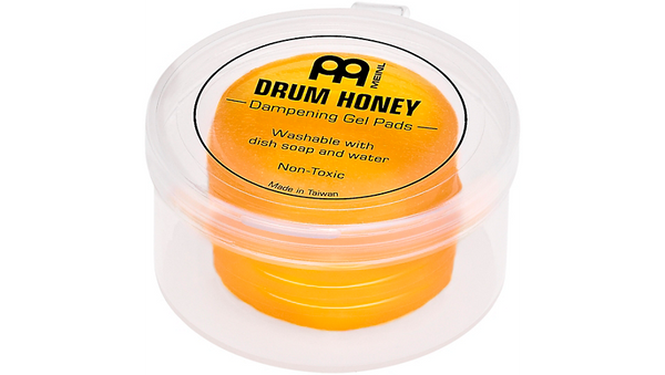 Meinl Drum Honey Dampening Gel Pads