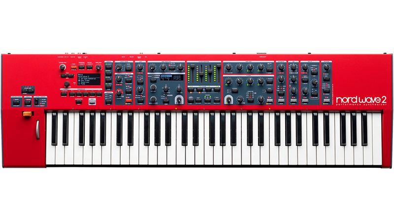 Nord Wave 2 61-Key Performance Synthesizer