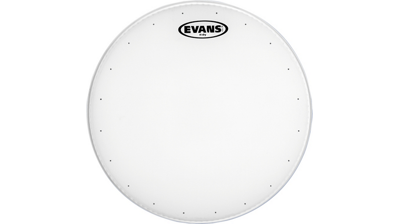 Evans ST Dry Coated Snare Drumhead 14 in.