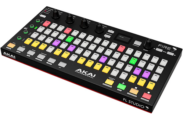 Akai Professional Fire NS FL Studio Controller (Software Not Included)