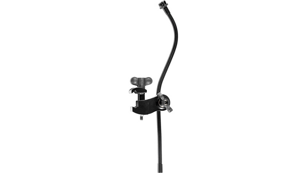 Meinl Gooseneck Microphone Attachment with Rim Clamp for Percussion and Drum Set
