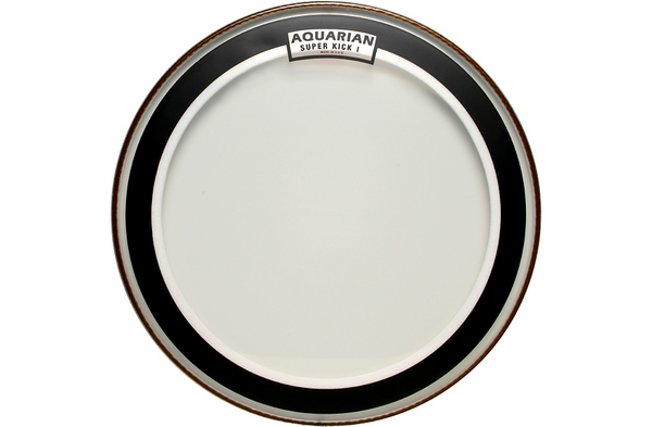 Aquarian Super Kick I Drumhead 18 in.