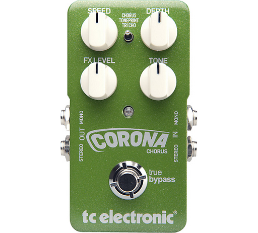 Corona Chorus TonePrint Series Guitar Effects Pedal