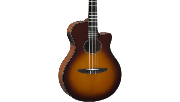Yamaha NTX500 Acoustic-Electric Guitar Brown Sunburst
