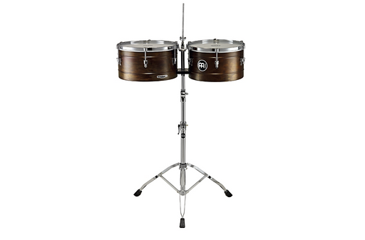 Meinl Marathon Timbales Antique Matte 14 and 15 in.