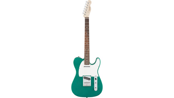 Squier Affinity Telecaster Electric Guitar Race Green