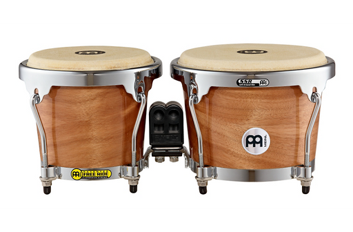 Meinl Radial 5-Ply Wood Construction Bongos Cherry 6.75 & 8 in.