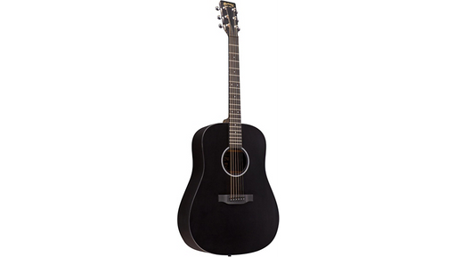 Martin X Series DXAE Dreadnought Acoustic-Electric Guitar Black
