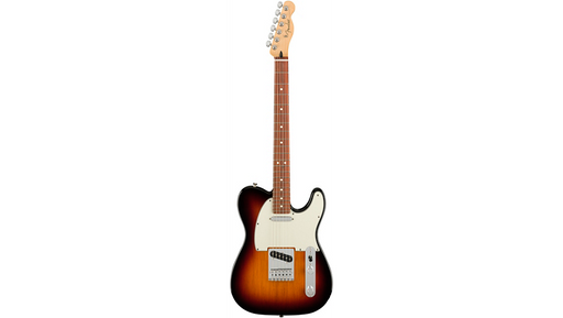 Fender Player Telecaster Pau Ferro Fingerboard Electric Guitar 3-Color Sunburst