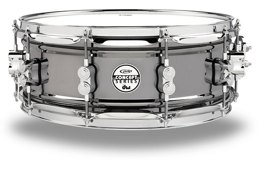 PDP by DW Concept Series Black Nickel Over Steel Snare Drum 14x5.5 Inch