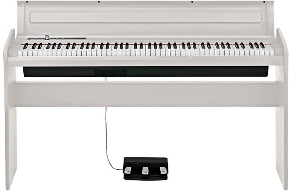 Korg LP180 88 Key Lifestyle Piano White