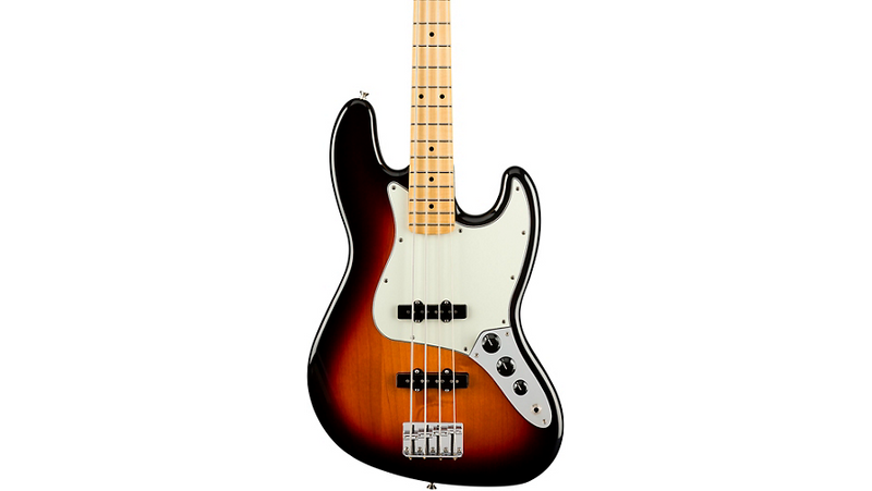 Fender Player Jazz Bass Maple Fingerboard 3-Color Sunburst