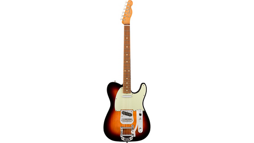 Fender Vintera '60s Telecaster Bigsby Electric Guitar 3-Color Sunburst