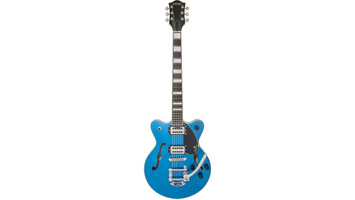 Gretsch Guitars G2655T Streamliner Center Block Jr. Bigsby Electric Guitar Fairlane Blue