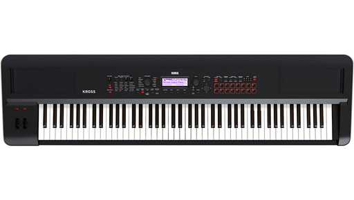 Korg Kross 2 88 Keys Synthesizer Workstation