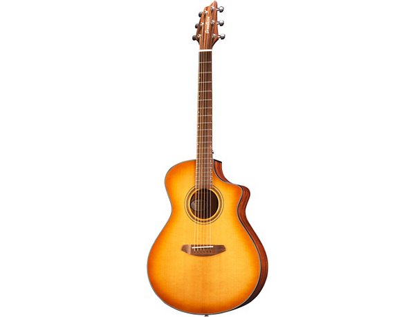 Breedlove Organic Collection Signature Concert Cutaway CE Acoustic-Electric Guitar Copper Burst